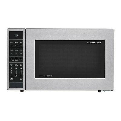 convection microwave oven 900w smc1585bs