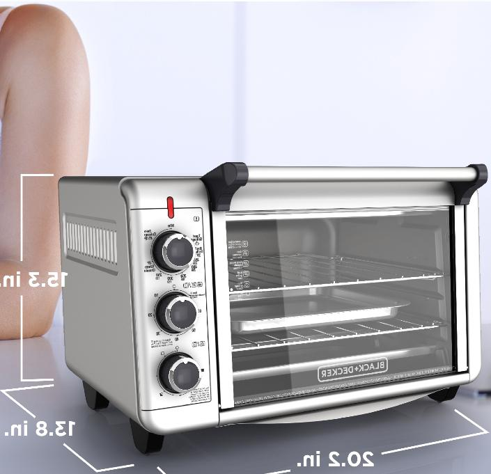 CONVECTION Stainless Toaster NEW