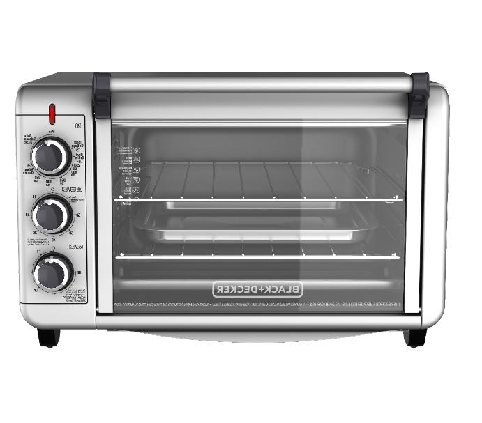 CONVECTION Pizza Stainless Steel Countertop Toaster NEW