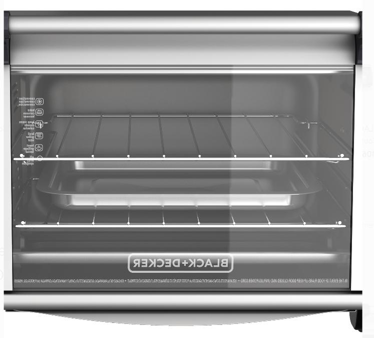 CONVECTION OVEN Baking Stainless Steel Toaster NEW