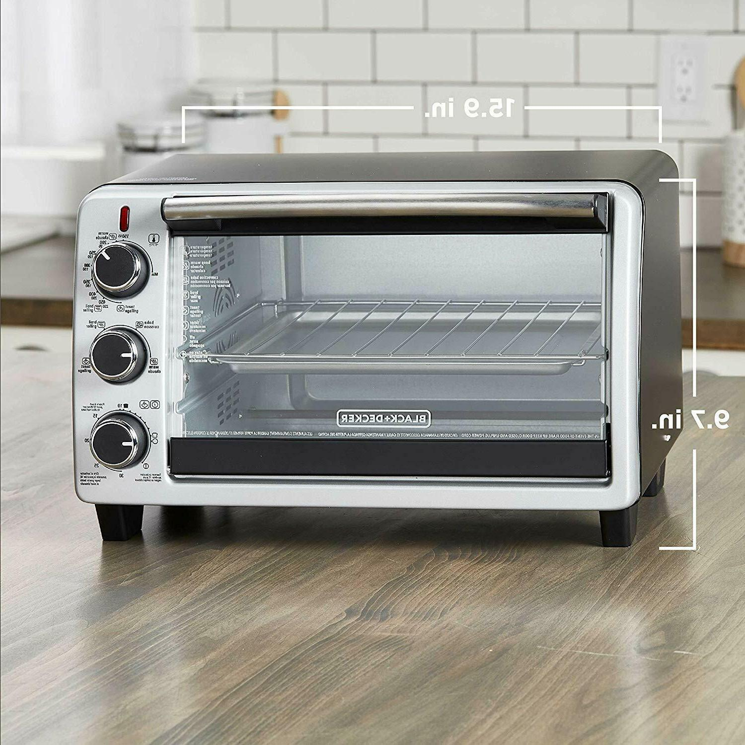 CONVECTION OVEN Toaster Broiling