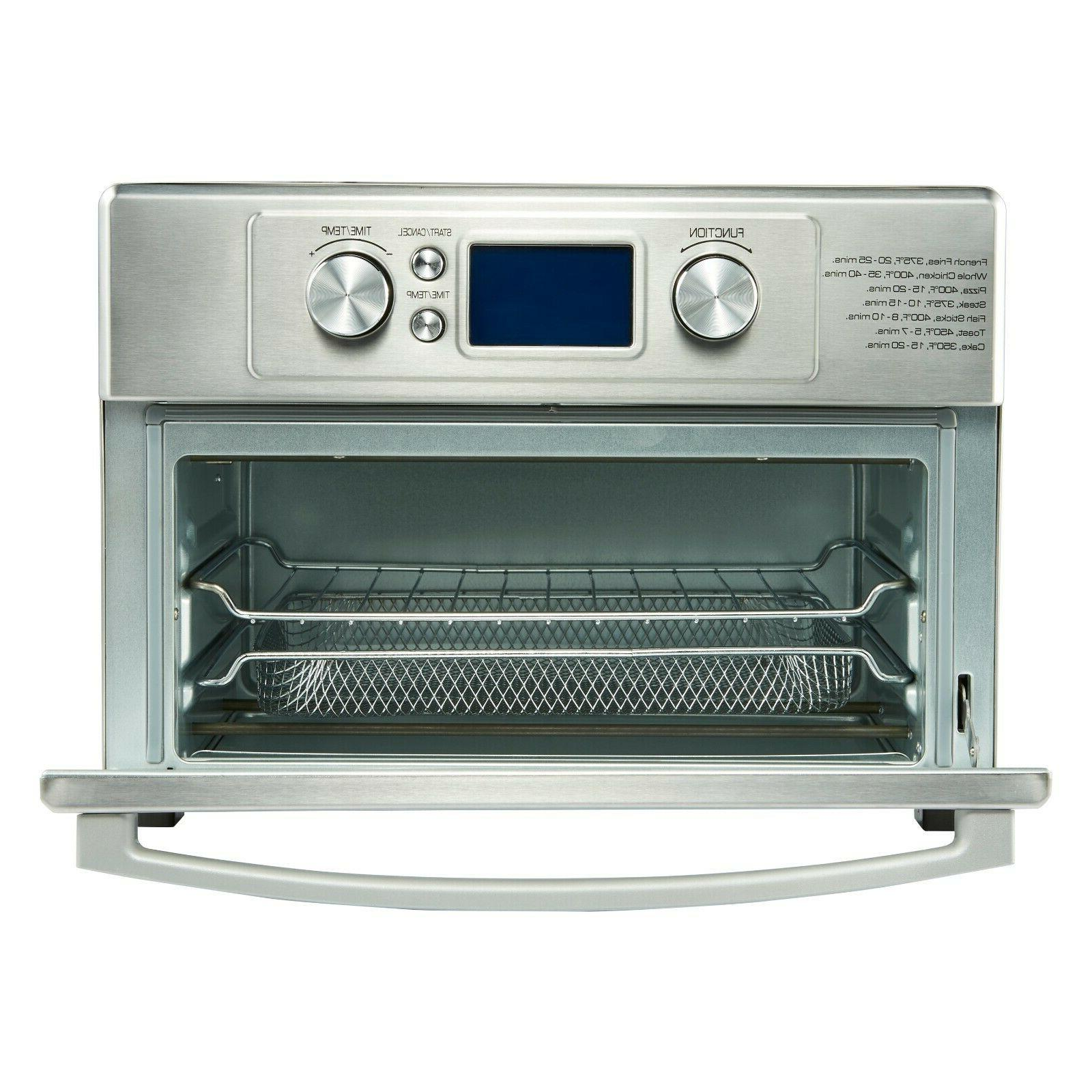 Convection Toaster Fryer Fast Cooking NEW
