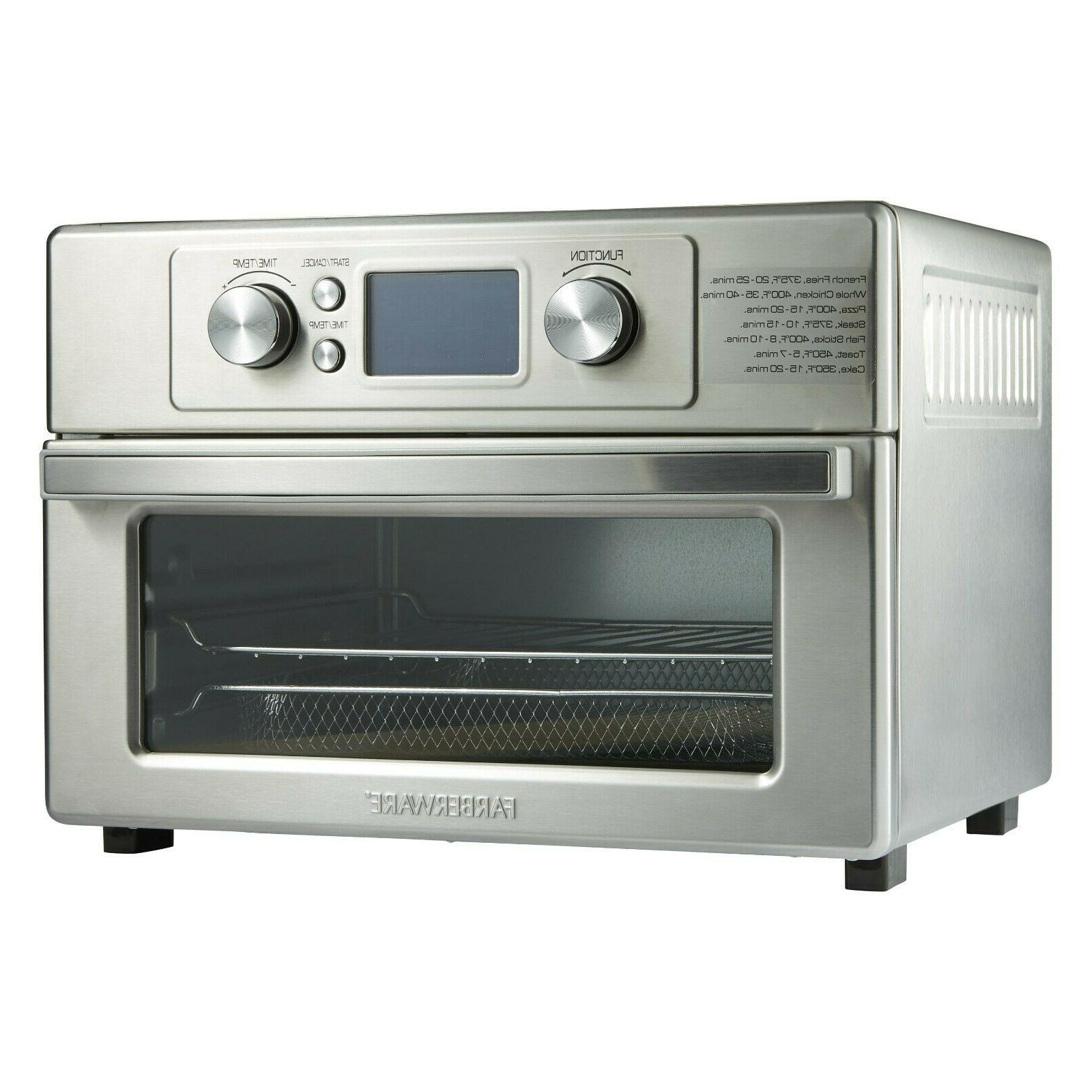 convection oven toaster air fryer fast cooking
