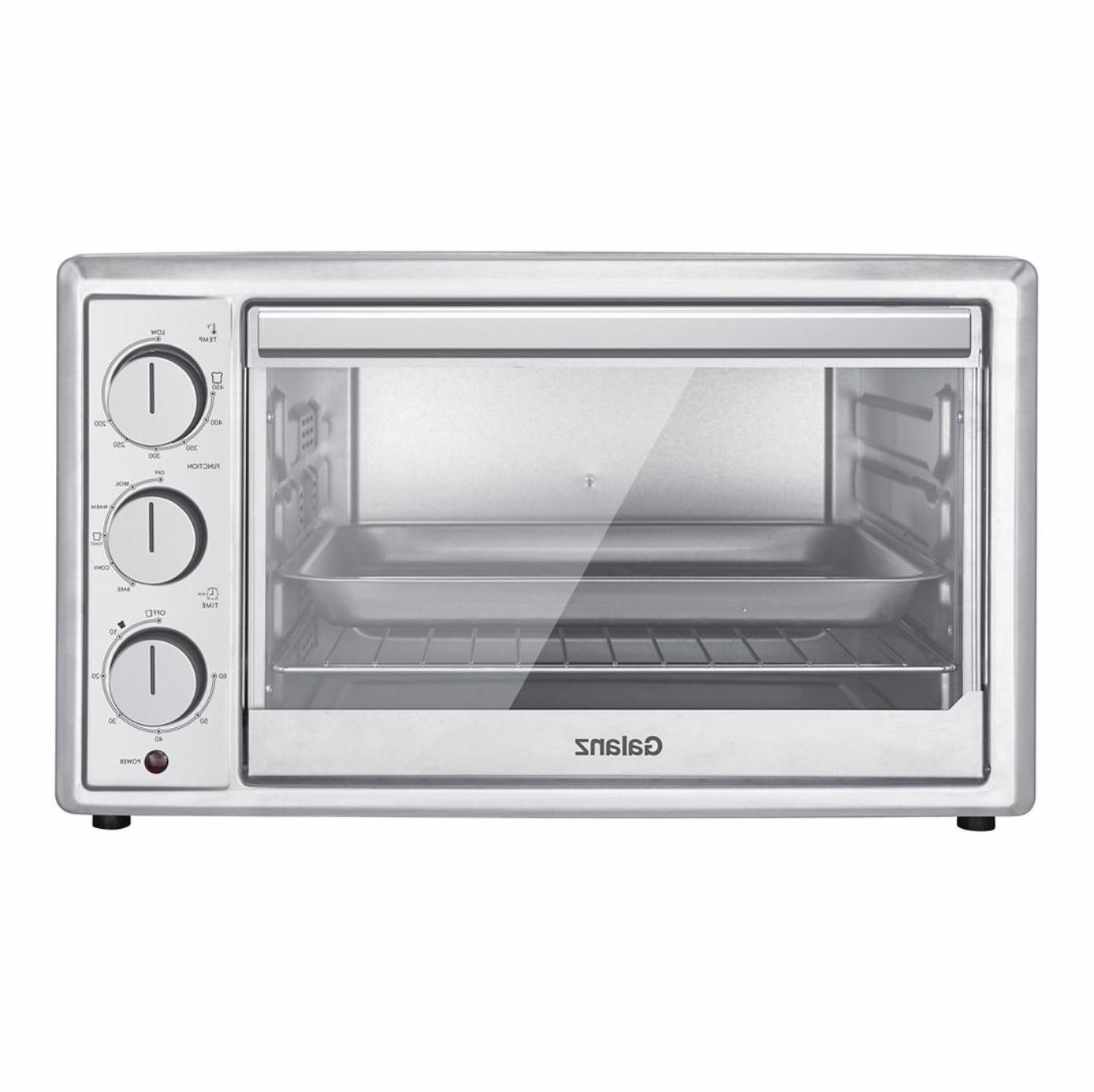 Convection Toaster Oven Family-Size Pizza