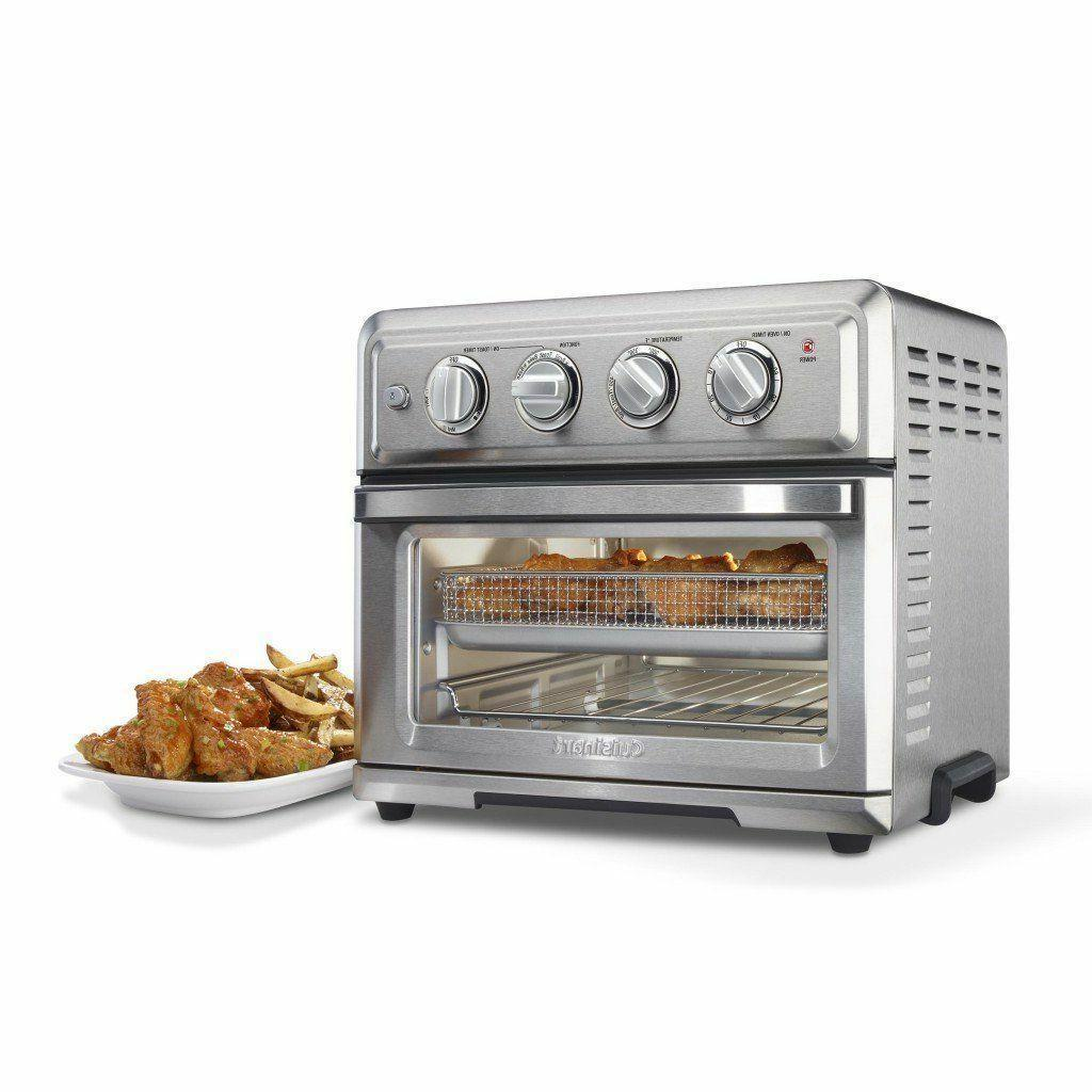 Cuisinart Convection Toaster Oven Air Fryer TOA-60 NEW 3-year warranty