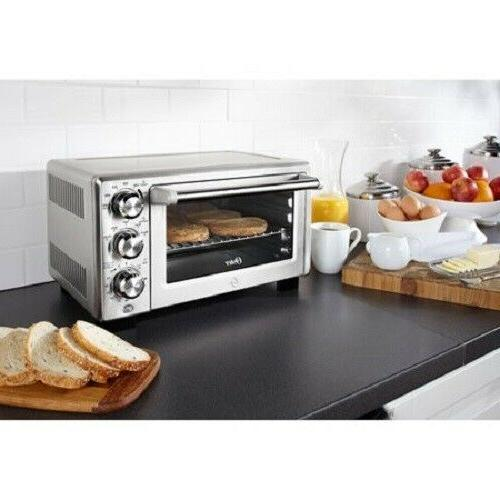 Oster Convection Toaster Oven Countertop Tray Toast Home Kitchen