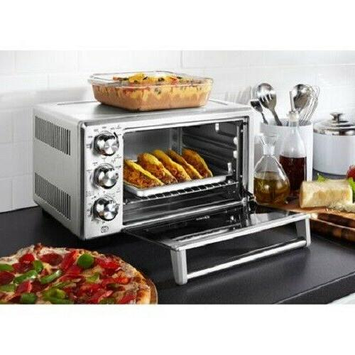 Oster Toaster Oven Countertop Rack Toast New