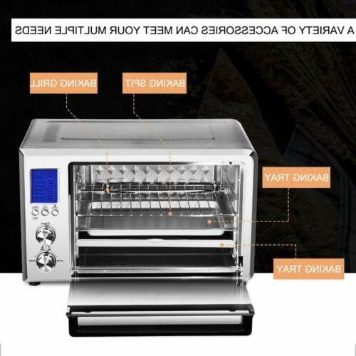 Family Oven Convection Toaster Kitchen or Pizza US