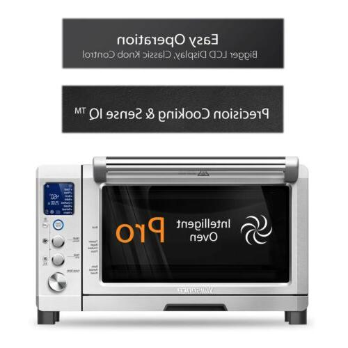 Convection Steel LCD Display Oven 6