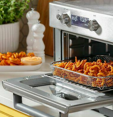 GE - Convection Oven with Air - Steel