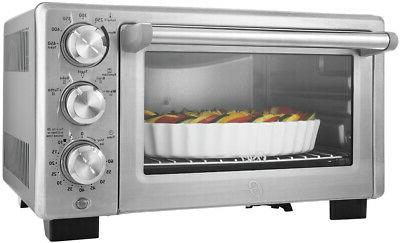 convection durable baking pan toaster oven stainless