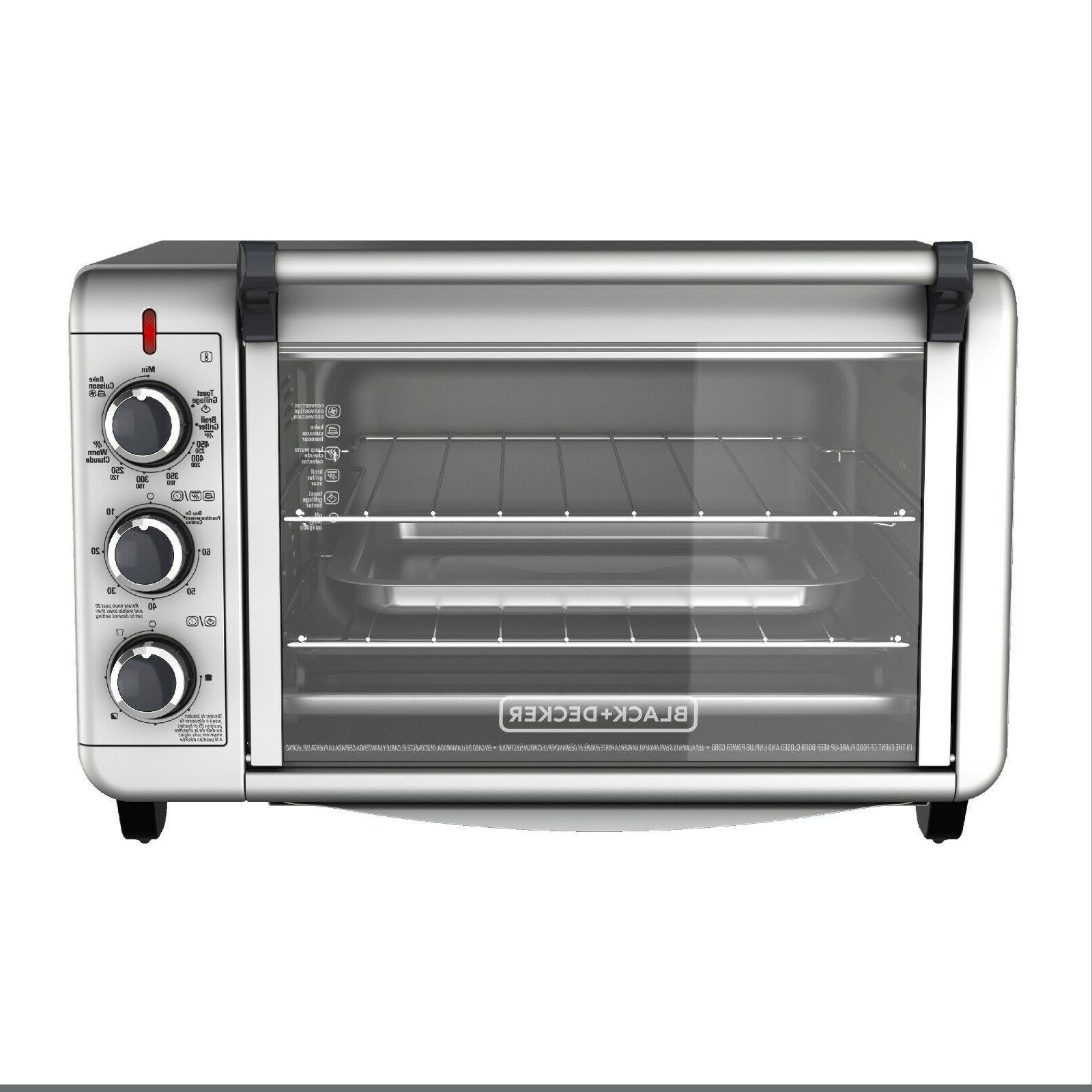 Toaster Stainless Broiling Kitchen
