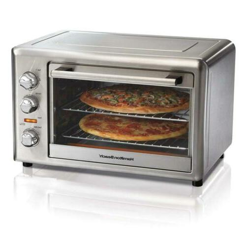 Countertop Convection Rotisserie Convection Extra-Large, Stainless Steel