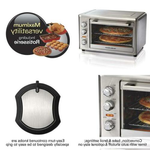 countertop convection and rotisserie convection oven extra