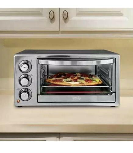 Oster Countertop Convection Convection, Stainless NEW!!