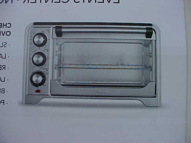 countertop convection oven stainless steel new