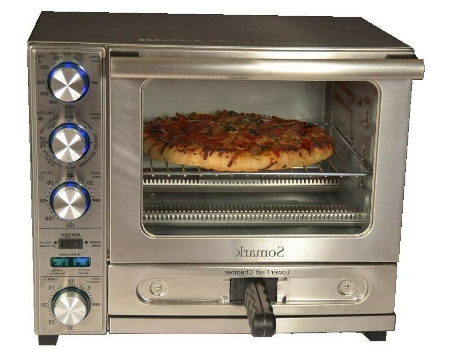Somark Infrared Convection Oven Pizza Chamber 1500W