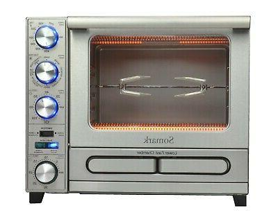 countertop convection oven with super fast chamber