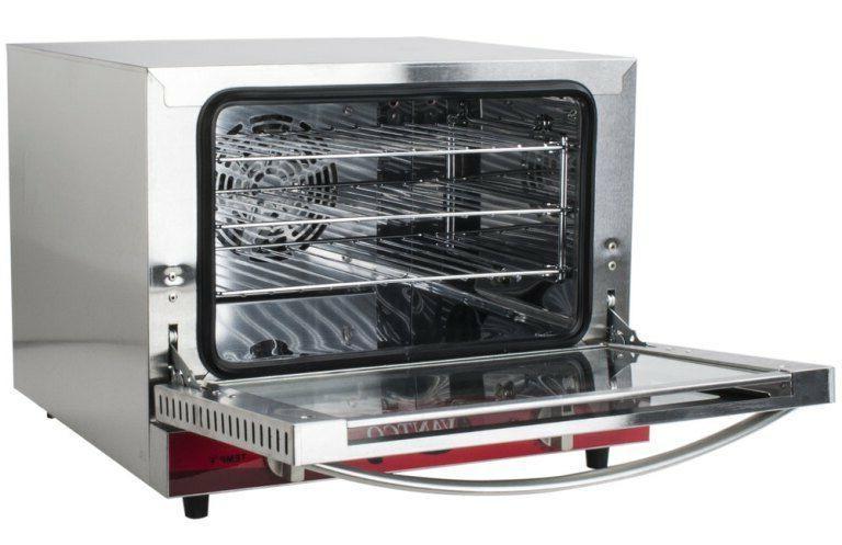 Countertop Electric Convection Oven Commercial Restaurant Sa