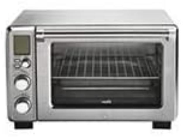 Oster Countertop Oven with Convection,Versatility Stainless