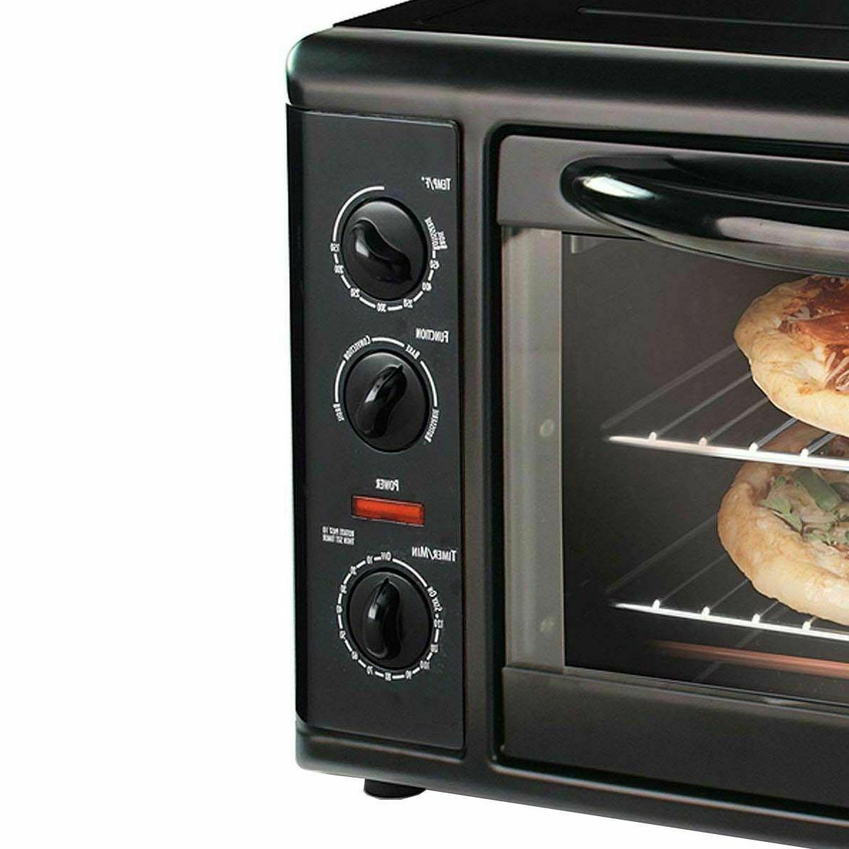 Hamilton Oven Black   31121A