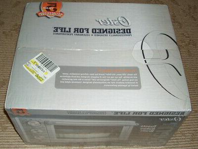 Oster Turbo Toaster Oven TSSTTVDFL2 in