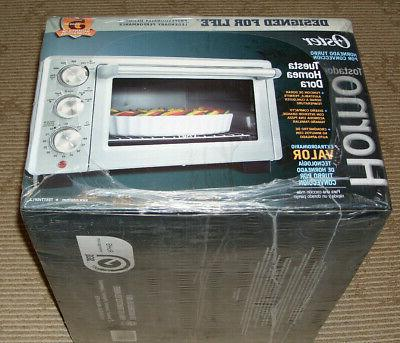 Oster Turbo Convection Toaster Oven New in Shrink!