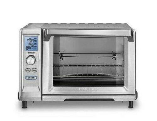 cruisinat toaster rotisserie convection oven free pickup