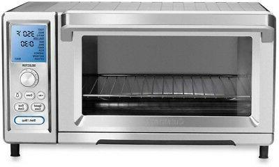 Cuisinart Convection Oven Rotisserie Steel Multi Functions