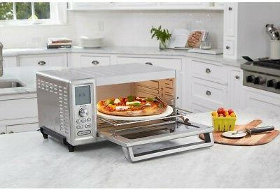 Cuisinart Convection Rotisserie Stainless Steel Functions
