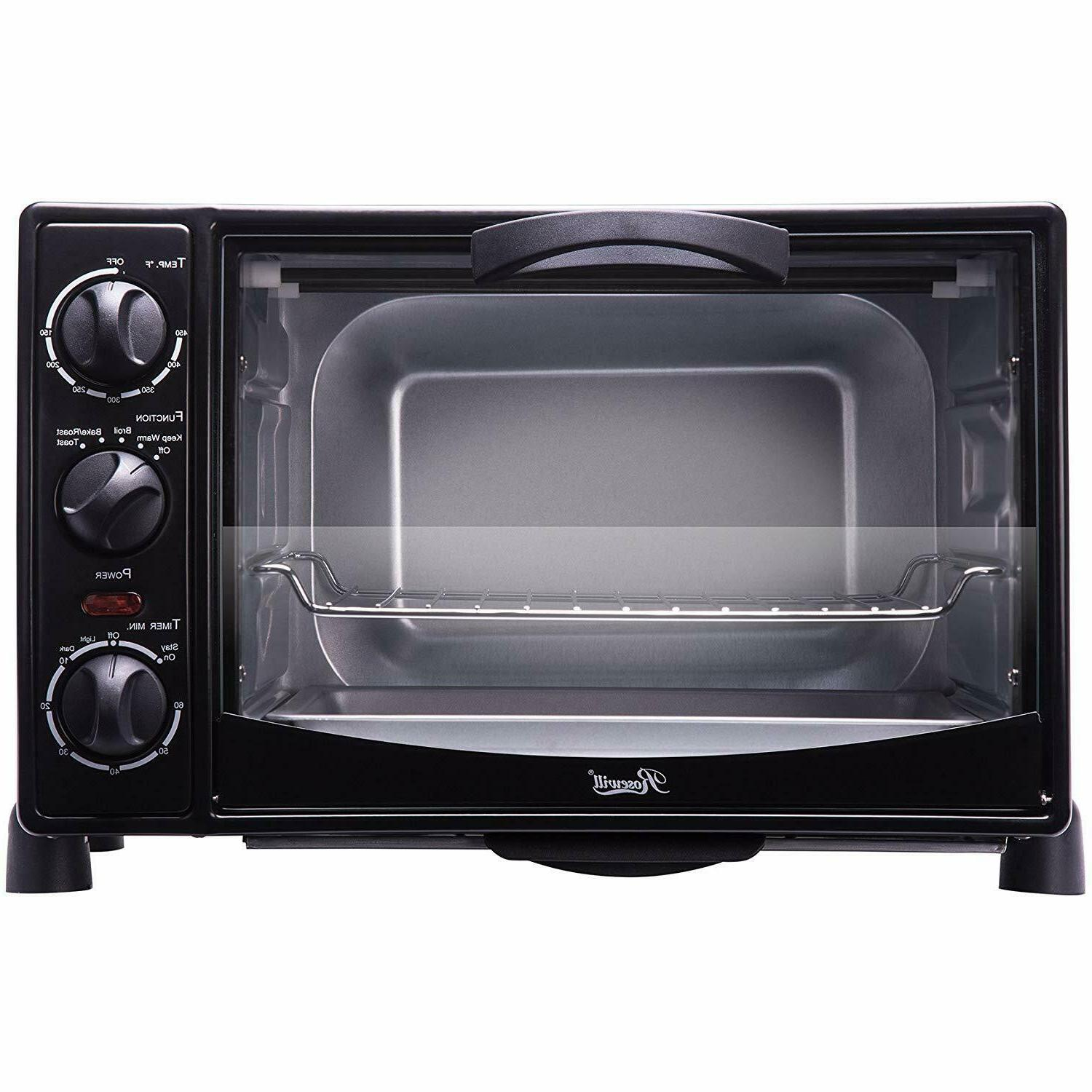 Stainless Steel Cuisinart TOB-135 Deluxe Convection Toaster Oven Broiler