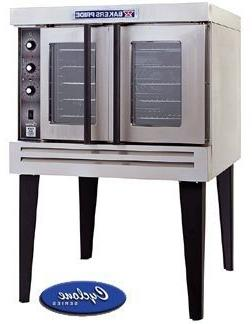 Bakers Pride Cyclone BCO-G1 Full Size Single Gas Convection
