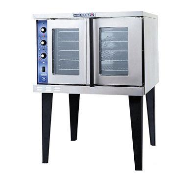 gdco e1 cyclone full size electric convection
