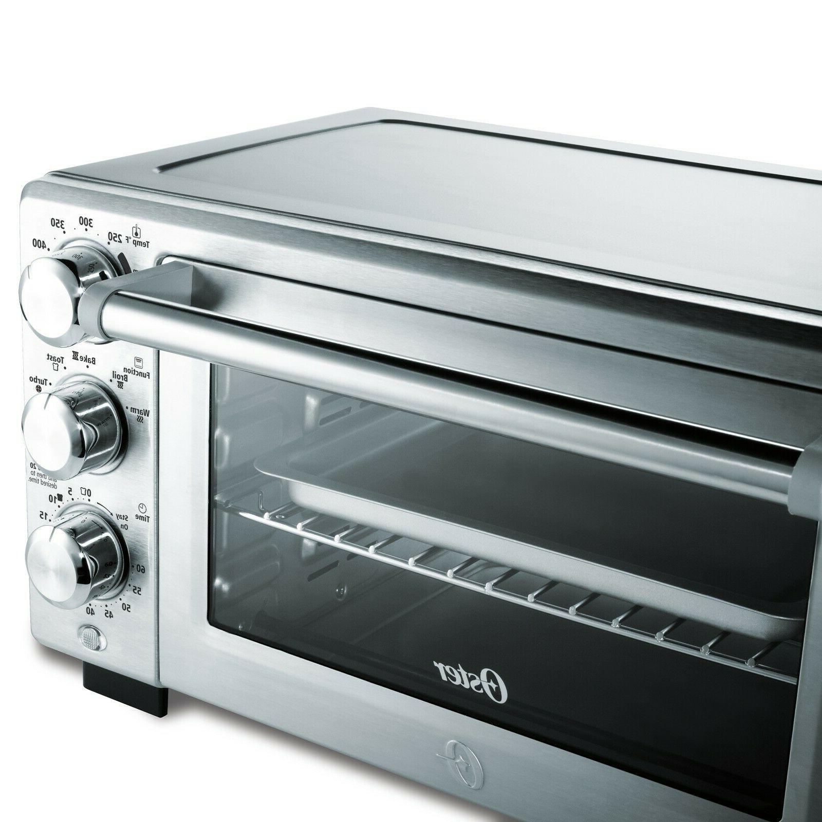Oster Countertop Oven, Stainless