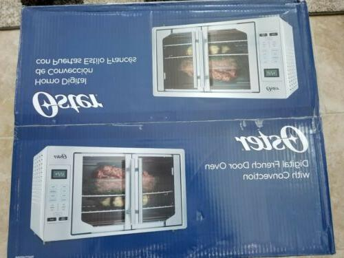 Oster Digital French Door Counter Oven Convection