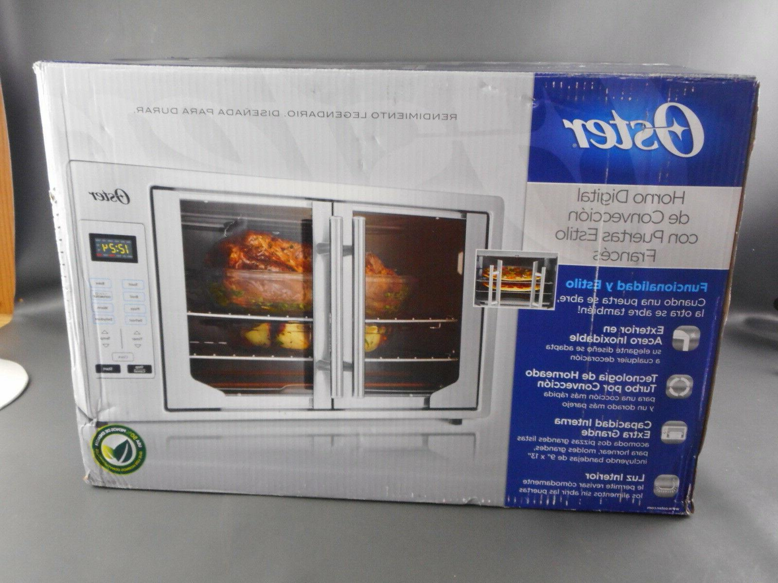 digital french door oven with convection new