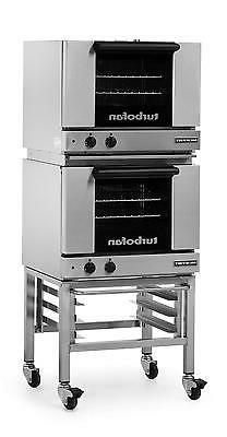 e22m3 2c electric double convection oven 3