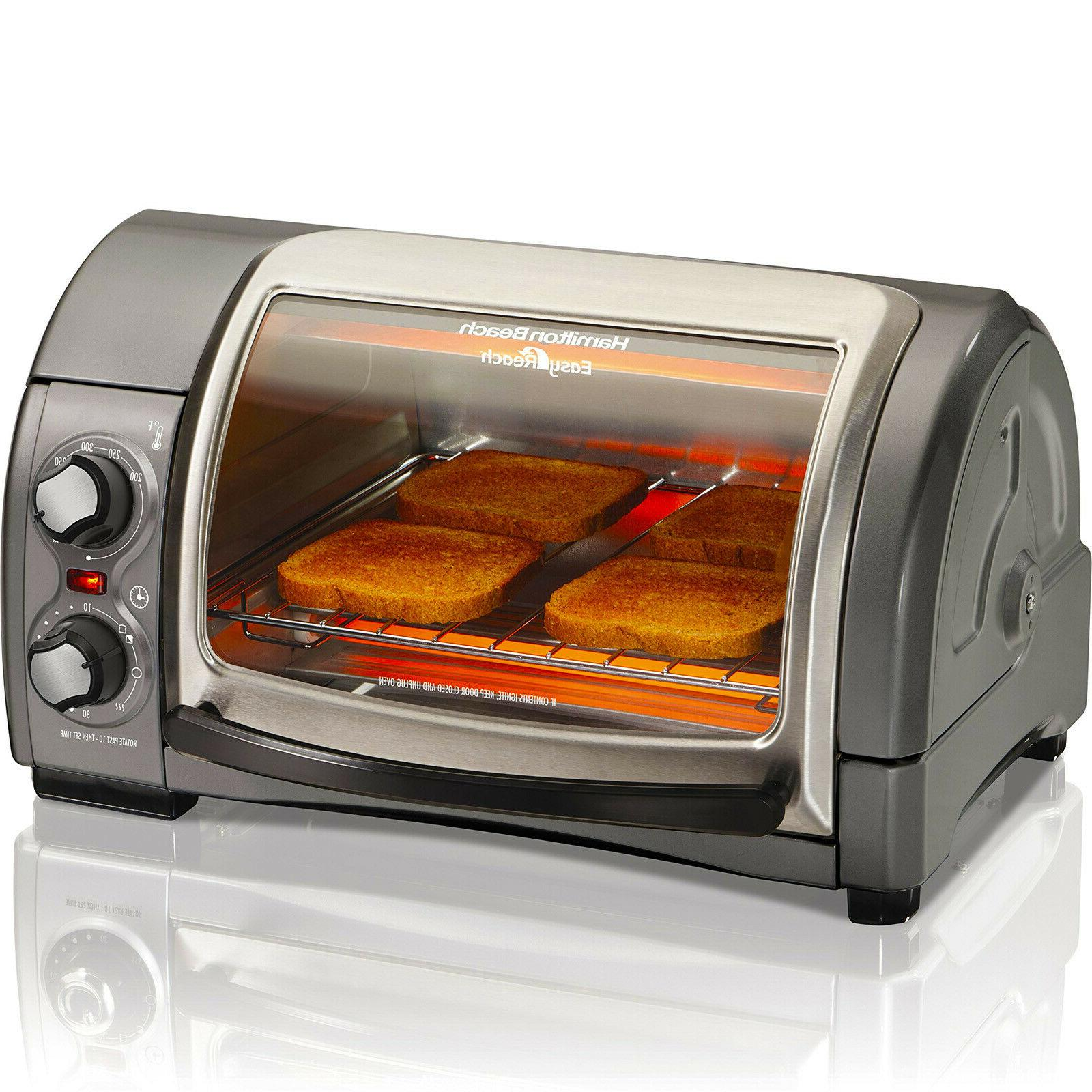 easy reach 4 slice toaster