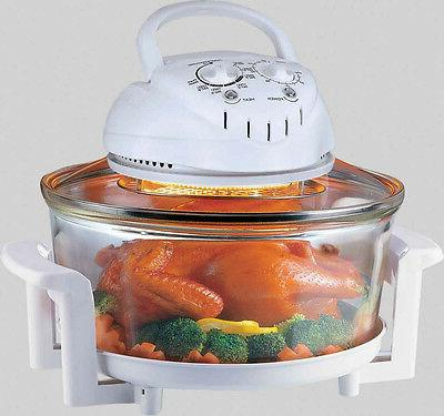 Electric Hot Air Cooker 9.5 Qt Countertop Turbo Convection O