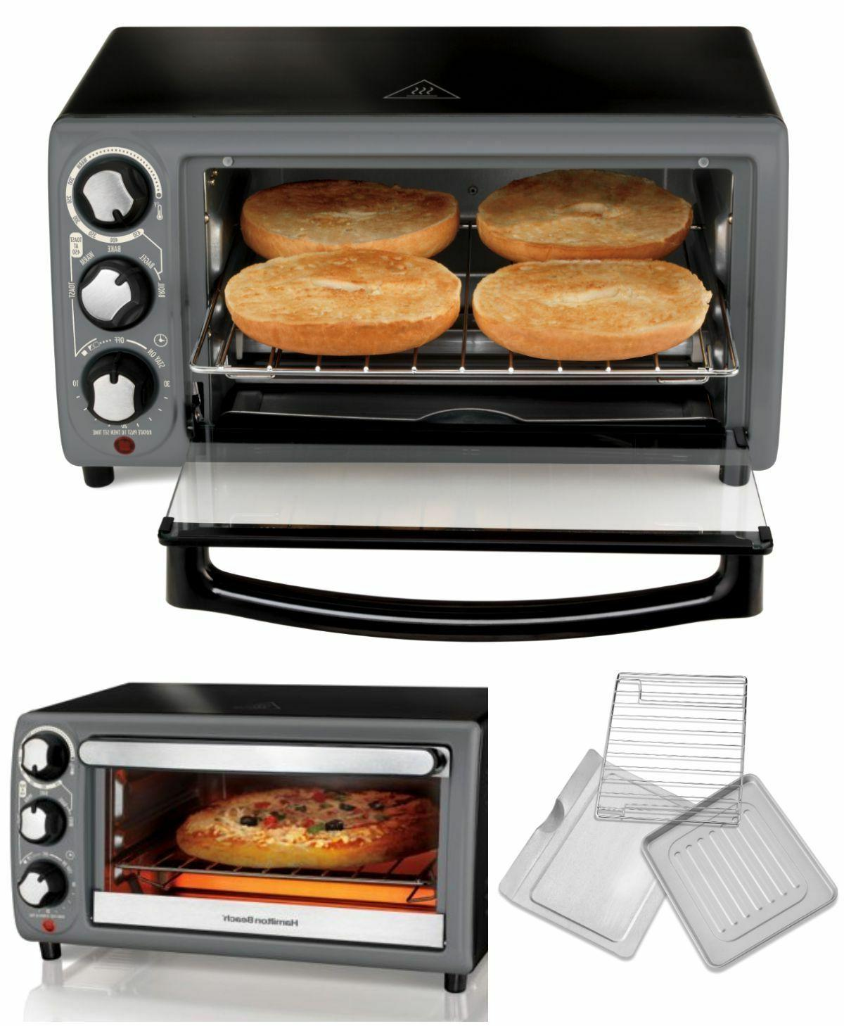 Electric Toaster Air Fryer Griller Reducer Convection