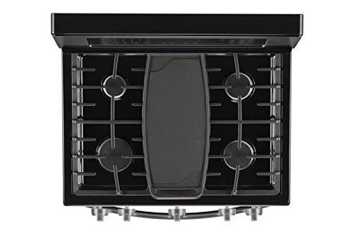 Kenmore ft. Oven Gas Range w/Convection BlackStainless, delivery and hookup -