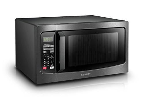 Toshiba with Smart Clean Interior, ECO and On/Off, Cu.ft, Steel