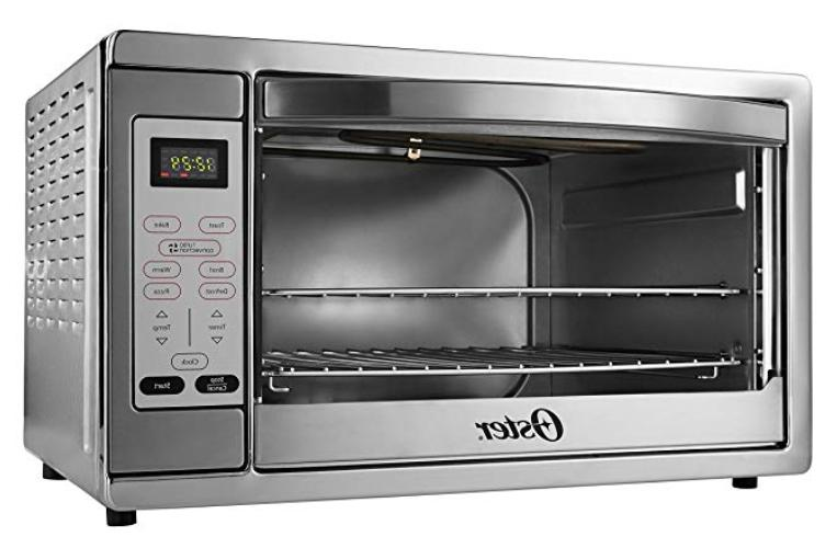 Extra Large Commercial Digital Counter Convection Oven