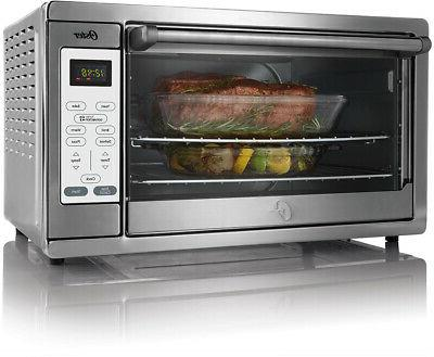extra large convection countertop oven kitchen toast