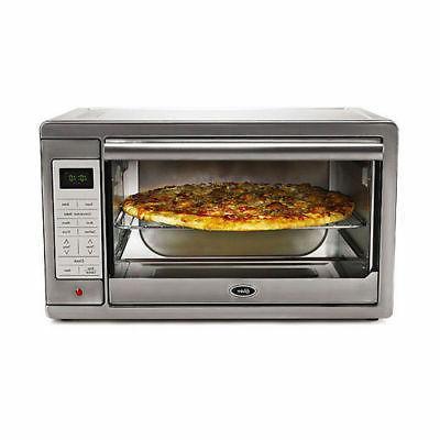 extra large convection digital countertop oven tssttvxldg