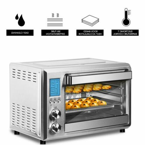 family toaster oven convection toaster oven baking