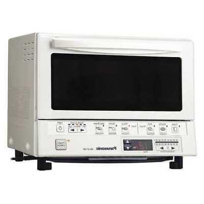 "PANASONIC NB-G110PW 13"" White Toaster Oven"
