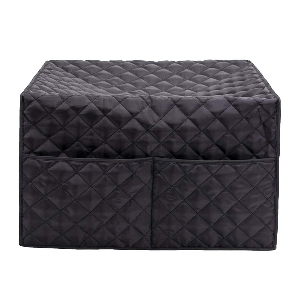 <font><b>Oven</b></font> Cover <font><b>Toaster</b></font> Kitchen With Pockets Quilted Large Protector
