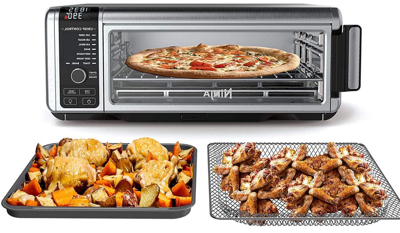 foodi digital fry convection oven toaster air