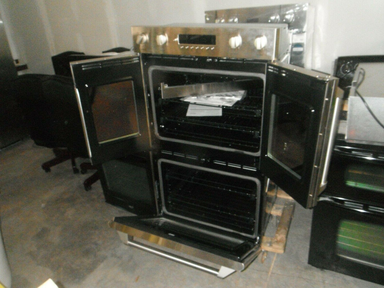 G.E. Double French Oven Model